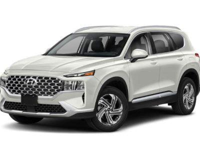 New 2022 Hyundai Santa Fe SEL FWD Sport Utility