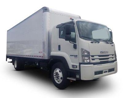 2018 ISUZU FTR Day Cab Trucks Truck