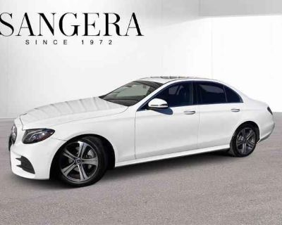 Used 2018 Mercedes-Benz E-Class RWD Sedan