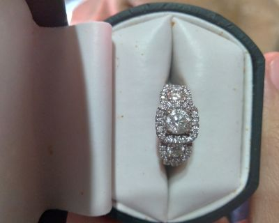 Engagement Ring/Wedding band