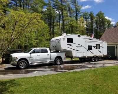 2013 Forest River Rockwood Signature Ultra Lite 8281SS
