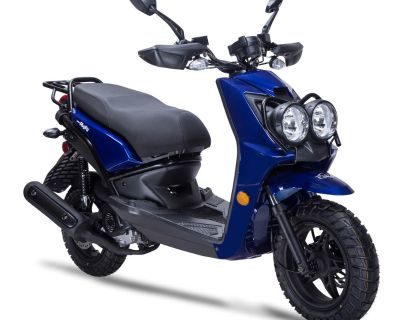 2022 Wolf Brand Scooters RUGBY II