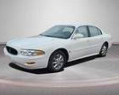 2005 Buick LeSabre White, 141K miles