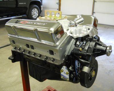 383 Stroker, Eagle Crank & Rods