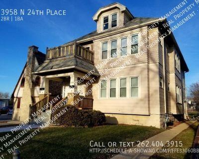 2 Bedroom Lower Duplex - Avail. 9/17/21