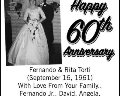 TORTI, Fernando & Rita - Happ...