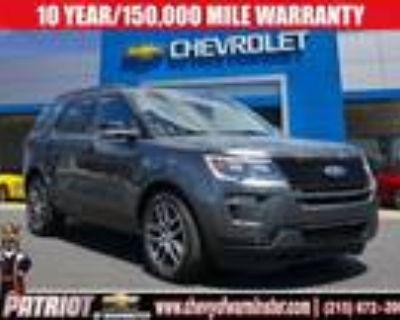 2018 Ford Explorer, 49K miles