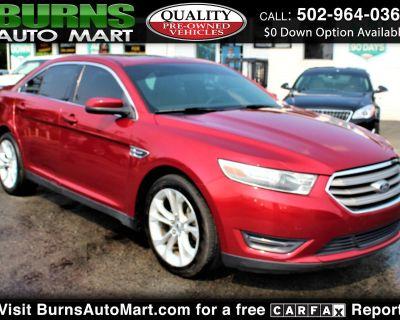 Used 2013 Ford Taurus SEL Pemium FWD