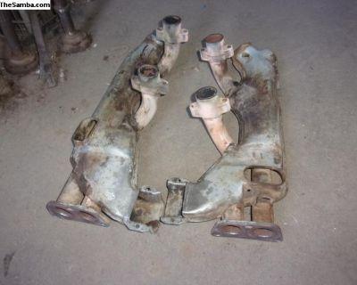 Type 4 Exhaust Manifolds