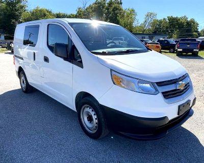 2016 Chevrolet City Express LT