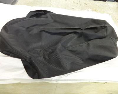 Yamaha 350 Banshee 1987-2006 Black Gripper Style Seat Cover