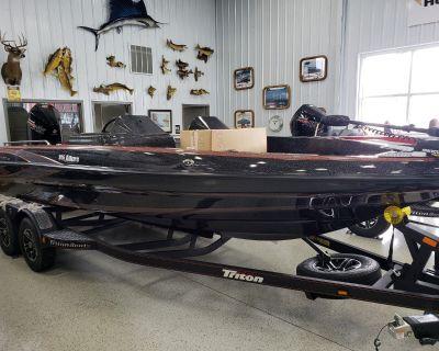 2021 Triton 206 ALLURE WT Ski & Fish Boats Kaukauna, WI