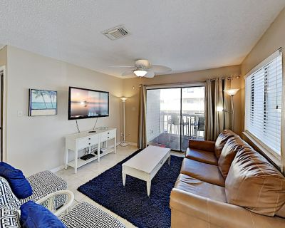 Bay-View Villa with Furnished Balcony | Extended Stay Specials - Orange Beach
