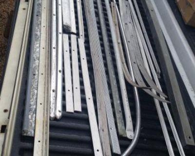 Various Split And Bay Window Bus Camper Trim Piece