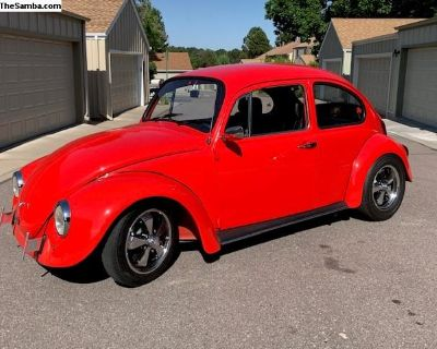 1969 VW Bug!