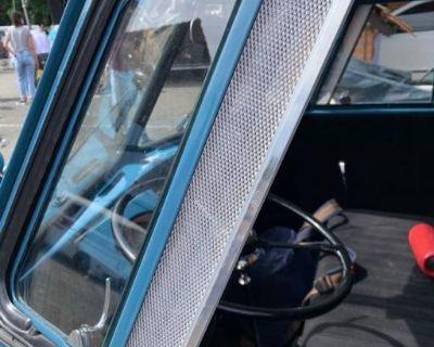 Split Window Bus Vent Trims