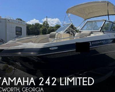2014 Yamaha 242 Limited