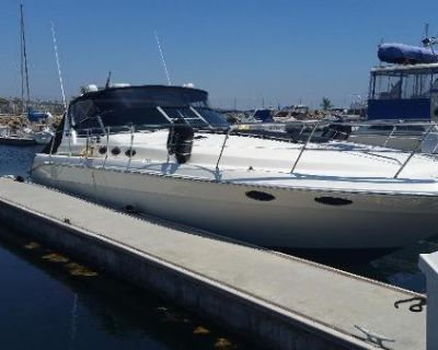 1994 Sea Ray 410 Express Cruiser