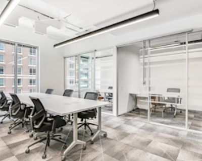 Office Suite for 8 at TechSpace - Ballston