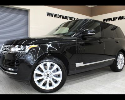 Used 2014 Land Rover Range Rover 5.0L V8 Supercharged