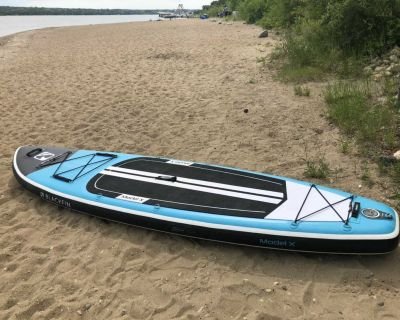 Blackfin Model X Inflatable Paddle Board (iSUP)