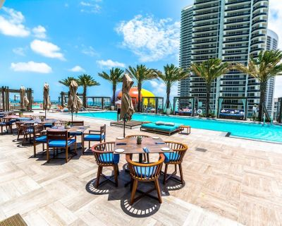 Amazing One Bedroom apartment at Hyde on the Beach - Hollywood South Central Beach