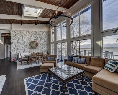 GORGEOUS & Newly Renovated Lake House in Nashville with sunset views - Green Hill