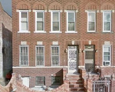 ID #: (CAR) Legal 4 Family Brick Home in East Flatbush