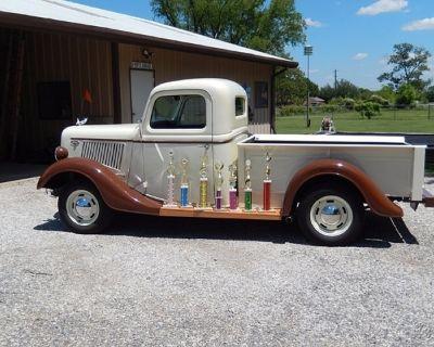 1936 Ford Classic � Ton Pickup Truck
