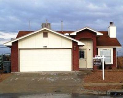 1888 Martin Bauman Dr, El Paso, TX 79928 3 Bedroom House