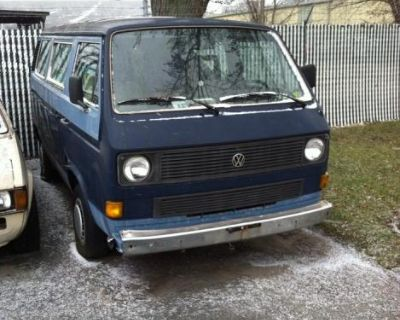 1984 Vanagon alone or with 2.5 Subaru engine etc.
