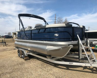 2021 Veranda Relax VR20RC Pontoon Boats Mount Pleasant, TX