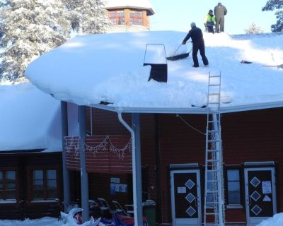 Snow Removal Team In New York | Naples