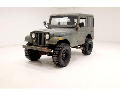 1972 Jeep Military