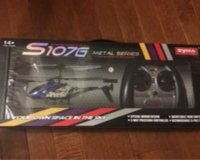 BNIB RC Helicopter