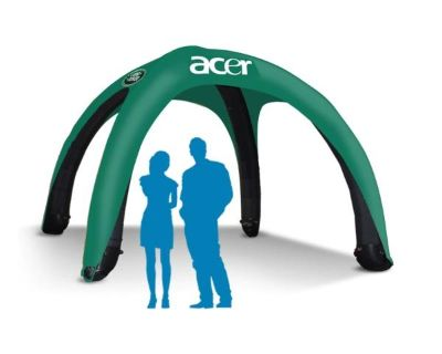 Custom Inflatable Dome Tent For Advertising | Starline Tents.