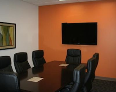 Private Meeting Room for 8 at Office Space & Solutions Norfolk