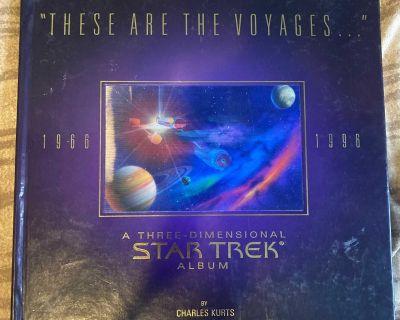 Three Dimensional Star Trek Album