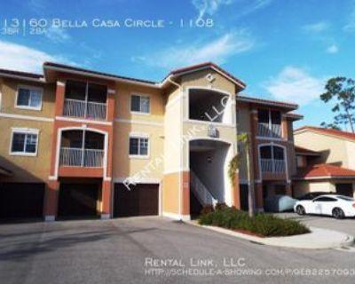 13160 Bella Casa Cir #1108, Fort Myers, FL 33966 3 Bedroom Condo