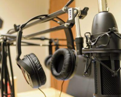 Easy And Affordable Podcasting Studio in Denver, Denver, CO