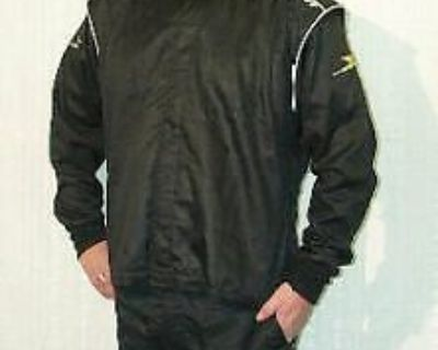 Impact Racer 2 Piece Driving Racing Suit 2 Layer Nomex