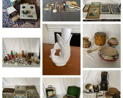 ECLECTIC ONLINE ESTATE SALE AUCTION IN ALEXANDRIA. BIDDING ENDS 2/25 STARTING AT 5PM