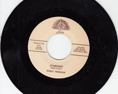 BOBBY FREEMAN ~ Starlight*M-45s !