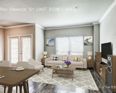 New impressive apartment in Downtown Austin with 4 weeks free!!
