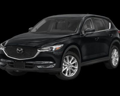 New 2021 Mazda CX-5 Grand Touring AWD 4D Sport Utility