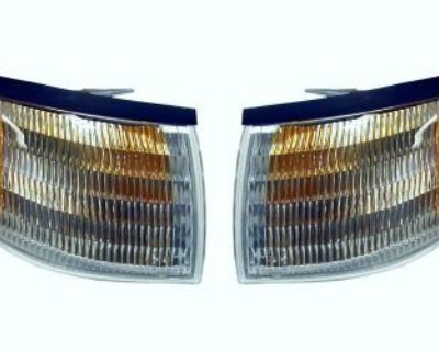 1994 1995 1996 1997 1998 Ford Mustang Corner Park Lamp Light Left And Right
