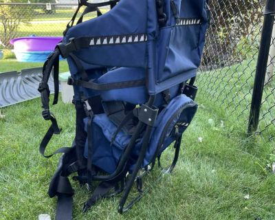 Mountain Equipment child carrier at EUC
