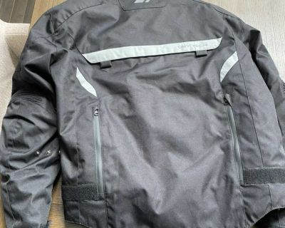 Motorcycle Jacket, Large, Brand New