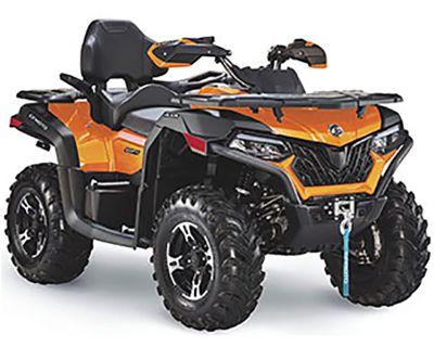 2021 CFMOTO CForce 600 Touring ATV Utility Portland, OR