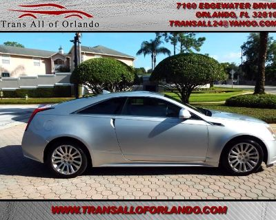 2013 Cadillac CTS Performance Coupe